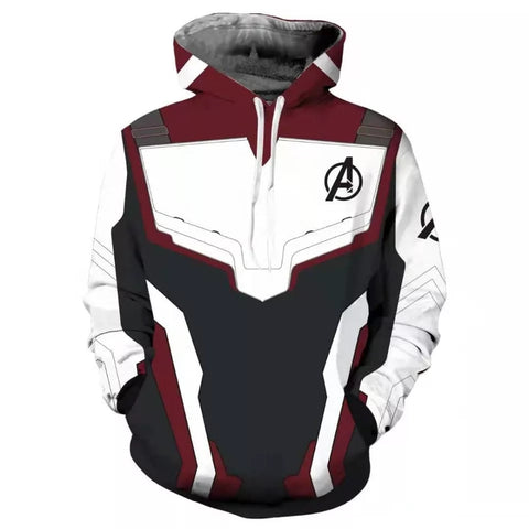 Image of Avengers 4 Endgame Quantum Realm Hoodies - Anime Hero Shop
