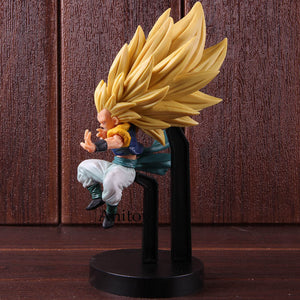 Anime Dragon Ball Super Saiyan Gotenks  SSJ3 PVC Action Figure 17cm - Anime Hero Shop