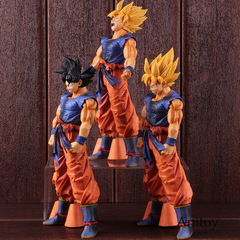 Image of Dragon ball Super Saiyan Son Goku Legend Battle Action Figure 25-27cm - Anime Hero Shop