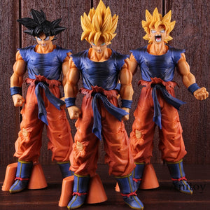 Dragon ball Super Saiyan Son Goku Legend Battle Action Figure 25-27cm - Anime Hero Shop
