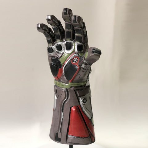 Image of Avengers 4 Endgame Iron Man Infinity Gauntlet Hulk Cosplay Arm Latex Gloves - Anime Hero Shop