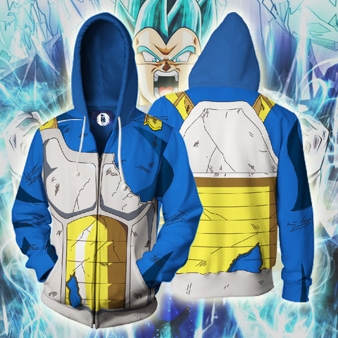 Image of Dragon Ball 3D Print Autumn Unisex Hoodies 3 - Anime Hero Shop