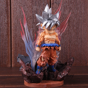 Dragon Ball SUPER SD Son Goku Ultra Instinct Figure - 19cm - Anime Hero Shop