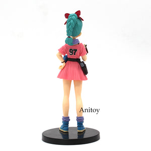 Dragon Ball Z Bulma PVC Action Figure Collectible Model Toy 17cm - Anime Hero Shop