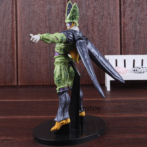Image of Dragon Ball Z Cell Figure PVC Action Figure Collectible Model Toy 18-20 cm - Anime Hero Shop