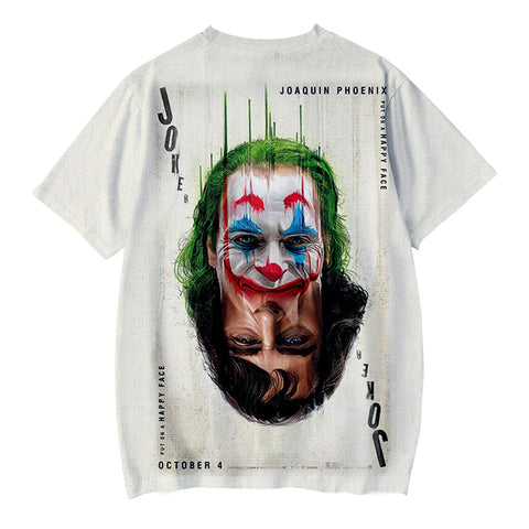Image of Movie Joker 2019 Joaquin Phoenix Arthur Fleck 3D print Children's wear Boy/girl kids - Anime Hero Shop