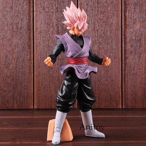 Image of Dragon Ball Super Zamasu Super Saiyan Rose Goku Black PVC Action Figure 27cm - Anime Hero Shop