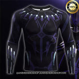 Black Panther Infinity War Long Sleeve T'shirt