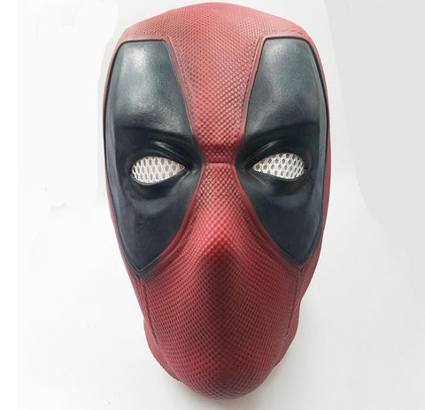 Image of Deadpool Movie Cosplay Mask Latex Full Head Helmet - Anime Hero Shop