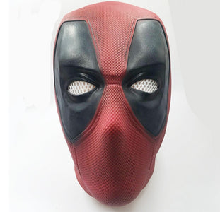 Deadpool Movie Cosplay Mask Latex Full Head Helmet - Anime Hero Shop
