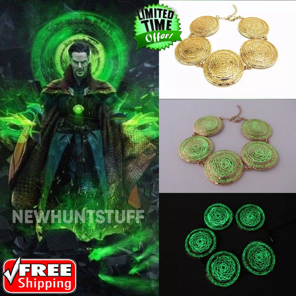 2018 New Avengers Doctor Strange Bracelets GLOW IN DARK
