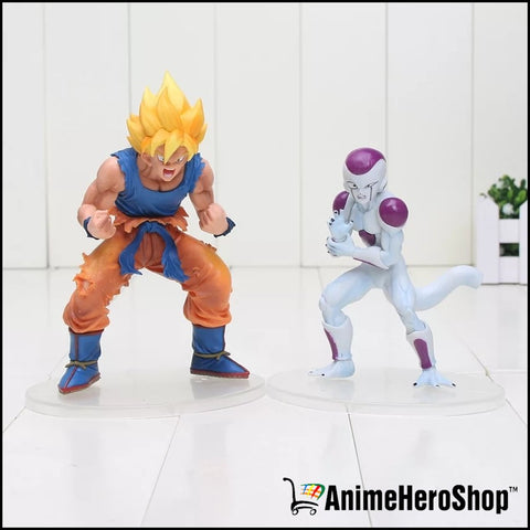 Image of 11-21cm DBZ Characters PVC Figures - Anime Hero Shop