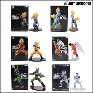11-21cm DBZ Characters PVC Figures - Anime Hero Shop