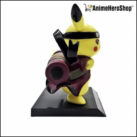 Image of 15CM Pikachu Cosplay Naruto Uzumaki Action Figure PVC
