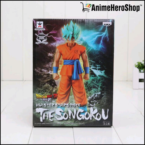 Image of 19-30 CM DBZ Vegeta,Trunks, Goku, and Frieza PVC Figure - Anime Hero Shop