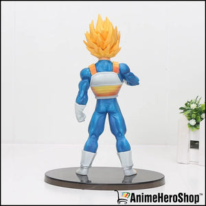 DBZ 20cm Super Saiyan Vegeta PVC Figure - Anime Hero Shop