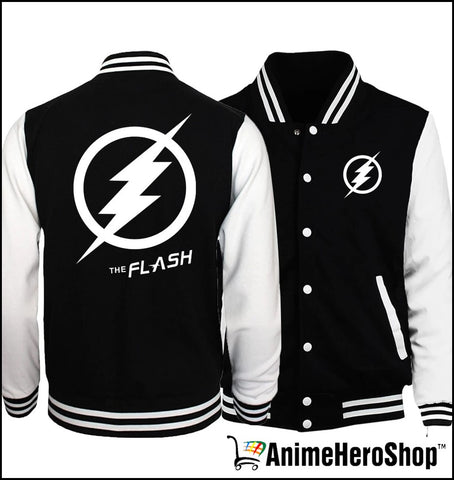 Image of Super Hero Men Spring Bomber Jacket