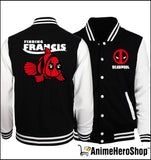 Super Hero Unisex Spring Baseball Bomber Jacket - Anime Hero Shop