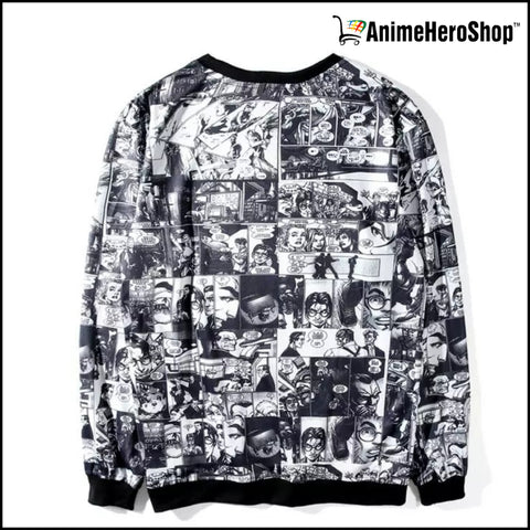 Image of Christmas Marvel Sweatshirt Female Women's Hoodies