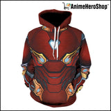 New Captain America Civil War Iron Man Hoodie