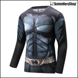 New Batman Fitness & Compression Shirt Tights