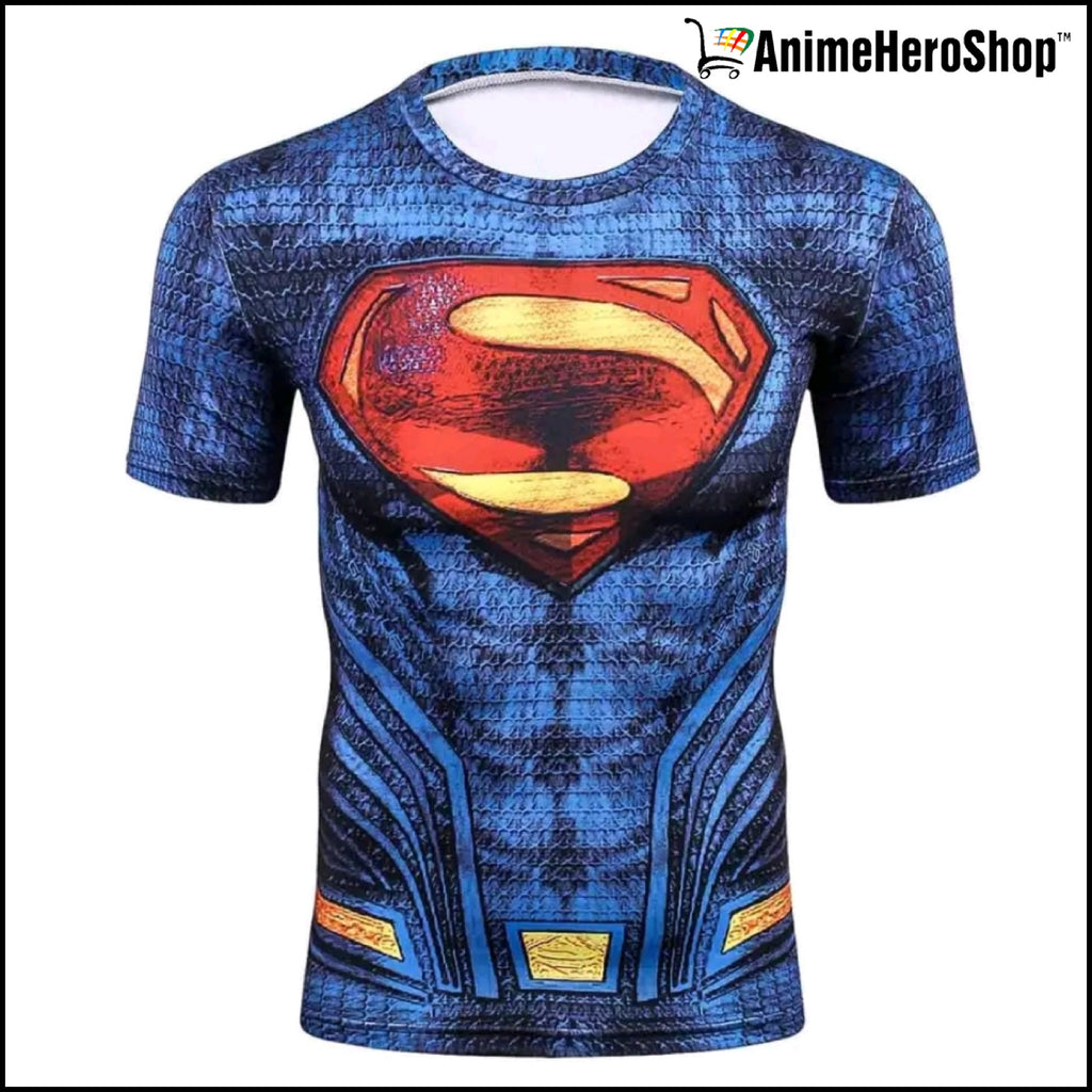 Superman Short Sleeve T-Shirt ( 2 Styles )