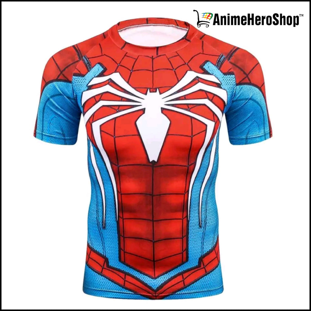 Spiderman Short Sleeve T-Shirt ( 3 Styles )