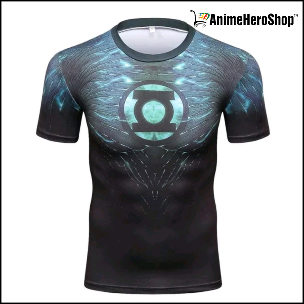 DC Green Lantern Short Sleeve T-Shirt