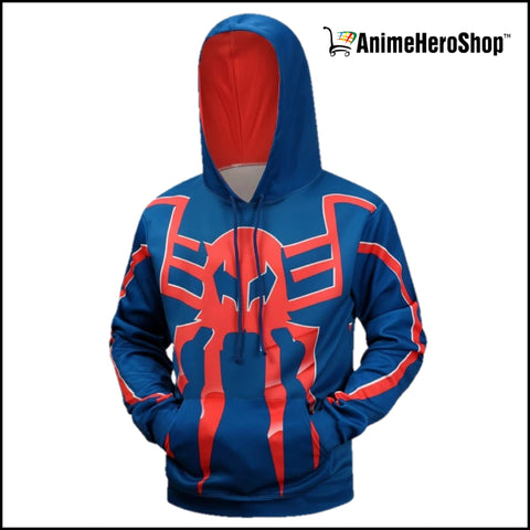 Image of Spiderman Hoodie - Spider man 3D Print Zip up Hoodie