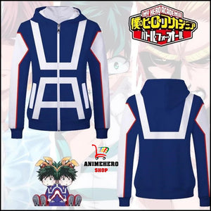 My Hero Academia College uniform cosplay costume - Anime Hero Shop