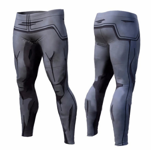 DBZ Pants & Trousers Fitness Quick Dry Pant Tight - Anime Hero Shop
