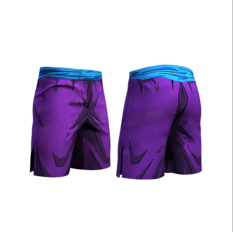 Image of DBZ Shorts Fitness Quick Dry Shorts Tight