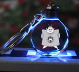 Dragon Ball Z Light Up Keychains LED Pendant