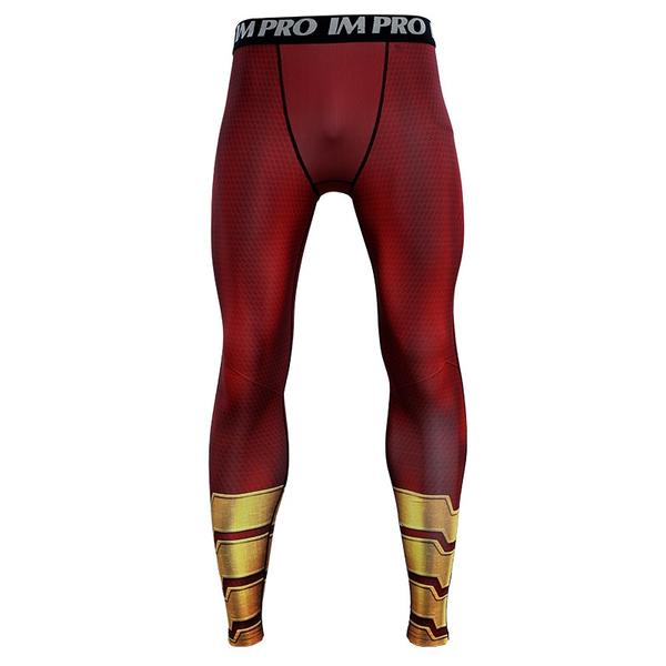 Magician Shazam New 2019 DC Movie Compression T-Shirts & Pants