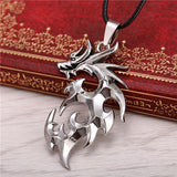 2018 Dragon Ball Dragon Logo Pendant Necklace - Anime Hero Shop