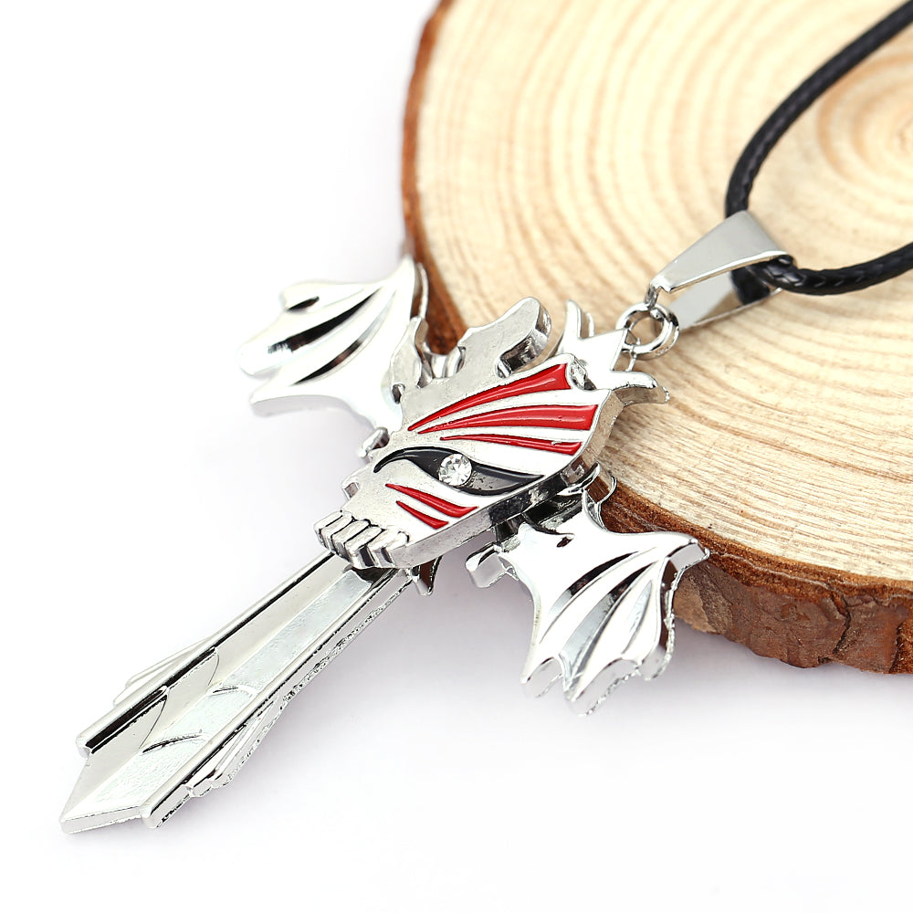 Bleach Skull Necklaces Wholesale Cool  Necklace Men Jewelry Pendants