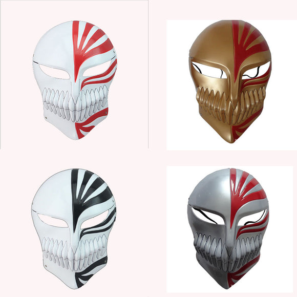 Bleach: Ichigo Bankai Full Mask Party Halloween Prop Gift Toy