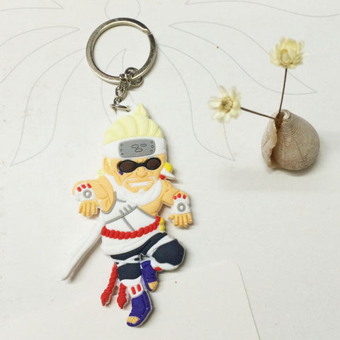 Image of Naruto action figure keychain toys - Anime Hero Shop