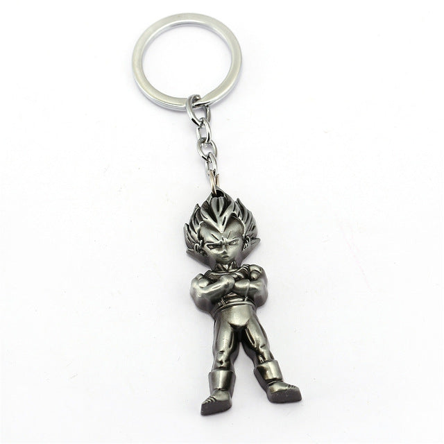 Vegeta Key Chain Key Holder Pendant