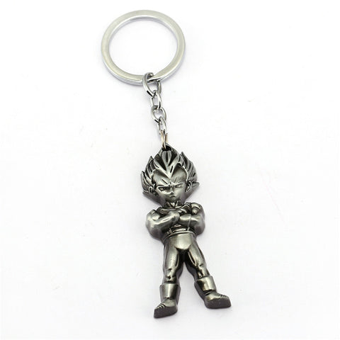Image of Vegeta Key Chain Key Holder Pendant
