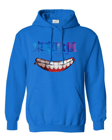 Image of Tokyo Ghoul printed sweatshirt man clothes & long-sleeve - Anime Hero Shop