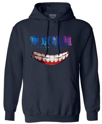 Tokyo Ghoul printed sweatshirt man clothes & long-sleeve - Anime Hero Shop