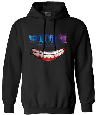 Image of Tokyo Ghoul printed sweatshirt man clothes & long-sleeve