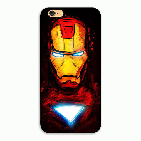 Image of Superheroes Phone Hard Plastic Case Cover For Apple iPhone 4s/5s/se/5c/7/6s7plus/8 8p - Anime Hero Shop
