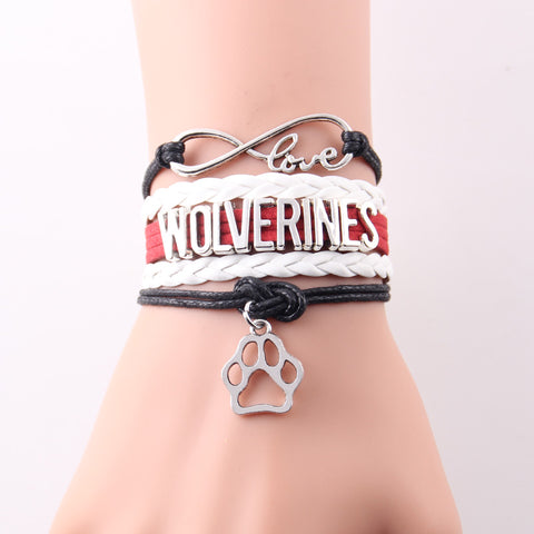 Image of WOLVERINE Bracelet men - Women jewelry - Anime Hero Shop