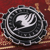 Fairy Tail Keychains can Rotate Keys Chain