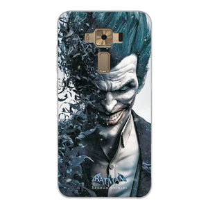 Phone Case Charming Marvel Avengers Fundas For Zenfone 3 ZE520KL - Anime Hero Shop