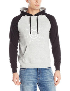Autumn Winter Warm Sweatshirts Men Raglan Hoodie (4 Styles) - Anime Hero Shop