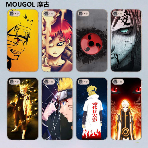 Naruto hard case cover 2 for Apple iPhone 7 7Plus 6S 6 Plus 5 5s SE 5C