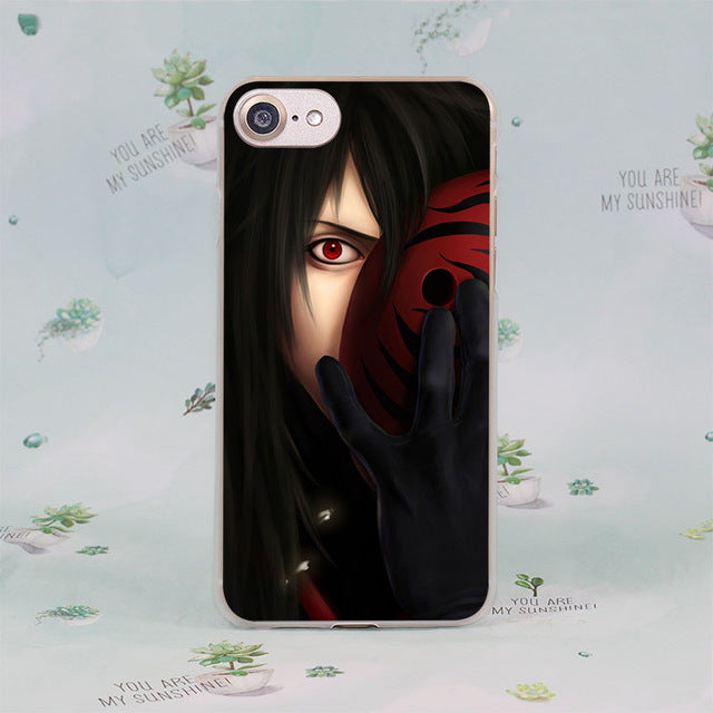 Naruto hard case cover 1 for Apple iPhone 7 7Plus 6S 6 Plus 5 5s SE 5C